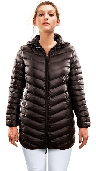 Parka De Mujer Impermeable Y Termica