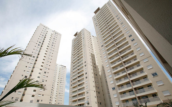 Apto Condominio Arcadia - Centro De Sbc - 3 Dorm 1 Suite 2 V