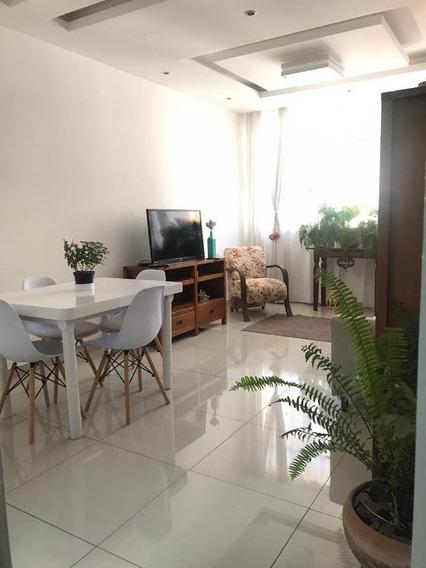 Apartamento Em Icaraí, Niterói/rj De 71m² 2 Quartos À Venda Por R$ 360.000,00 - Ap495565