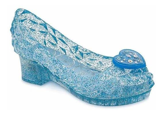 Disfraz Zapatos Cenicienta Con Luz Originales D Disney Store