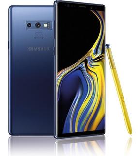 Samsung Galaxy Note 9 Huancayo Azul 128gb 6gb Ram Stock