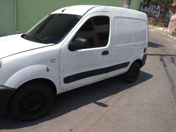 Renault Kangoo Express 1.6 16v Porta Lateral Hi-flex 5p 2013