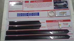 Jogo Frisos Lateral Tracker Cinza 14/18 Gm 98550889