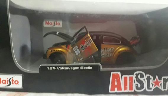 Beetle Volkswagen 1:24