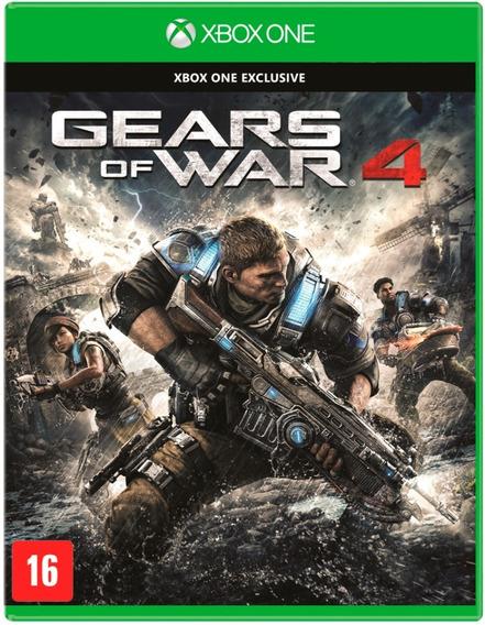 Gears Of War 4 Xbox One Mídia Digital + 1 Jogo Grátis