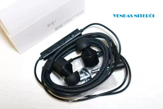 Fone De Ouvido Headset Lg P2 Quadbeat3 Stereo Original Novo