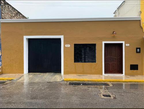 Imagen 1 de 18 de Casa Para Remodelar En El Centro De Mérida