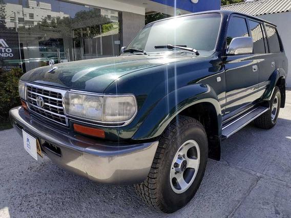 Toyota Land Cruiser Fzj 80 Modelo 2000