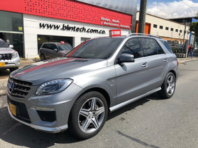 Mercedes Benz Clase Ml 63