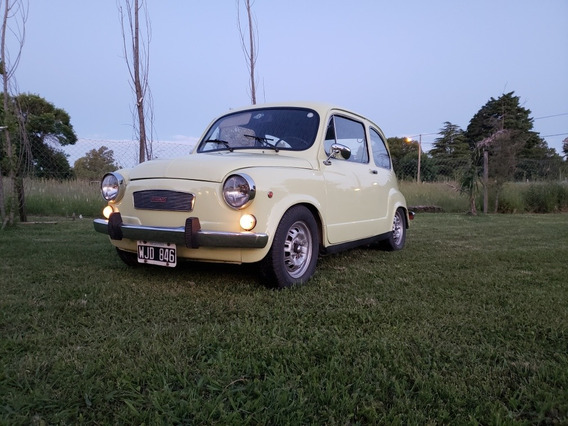 Fiat 600s Excelente!!!!
