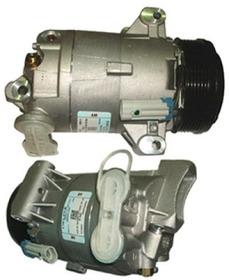 Compressor Troller 4x4 2.8 Diesel + Acumulador + Valv. Expan