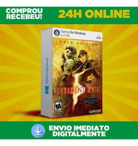 Resident Evil 5 - Pc Br + Envio Na Hora 0 Segundo