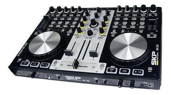 Controladora Para Dj Skp Smx2200