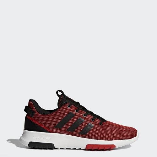adidas Cloudfoam Racer Tr Rojos Talla 20