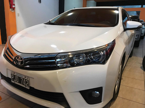 Imagen 1 de 15 de Toyota Corolla 1.8 Xei Mt Pack 140cv 2015 Nuevo!! Argemotors