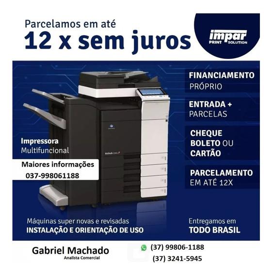 Promoção! Konica Bh 754entrega E Instalação Própria Brasil!