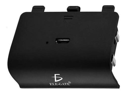 Imagen 1 de 4 de Kit Bateria Recargable Carga Y Juega Para Xbox One Pila /e