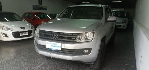 Volkswagen Amarok Tsi Nafta