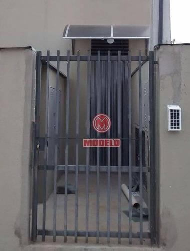 Kitnet Com 1 Dormitório Para Alugar, 13 M² Por R$ 600,00/mês - Centro - Piracicaba/sp - Kn0181