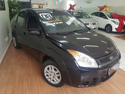 Ford Fiesta Sedan 1.6 Fly Flex 4p 2008