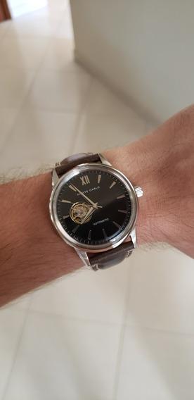 Relógio Automático Monte Carlo