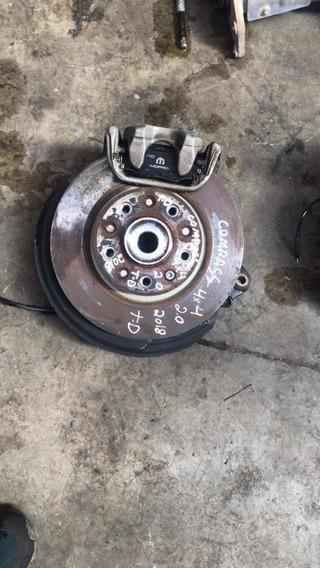 Manga De Eixo Traseiro Direito Jeep Compass 2.0 4x4 17/19