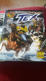 Tex Platinium E Os Grandes Clássicos De Tex