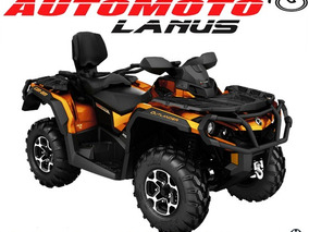 Can Am Outlander 1000 Max Ltd 0km 2017 Automoto Lanus