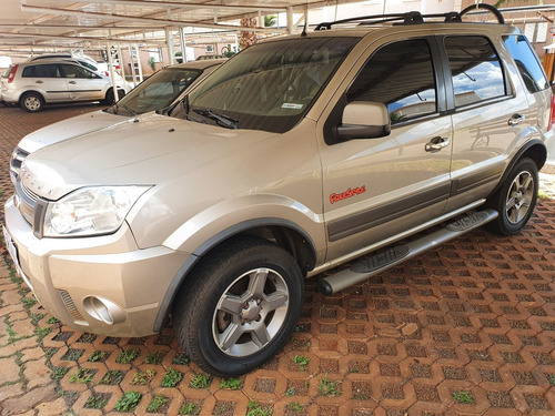 Ford Ecosport 2009 1.6 Xlt Freestyle Flex 5p 101 Hp