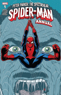 Peter Parker: Spectacular Spider-man Annual #1 (2018) Marvel