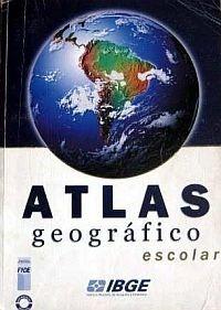 Atlas Geográfico Escolar Vários Autores