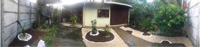 Casa Liberia, 3 Habitaciones, 1 Baño, Corredor Y 1 Cochera