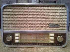 Antiguidade, Rádio Mod 834 Teleunião