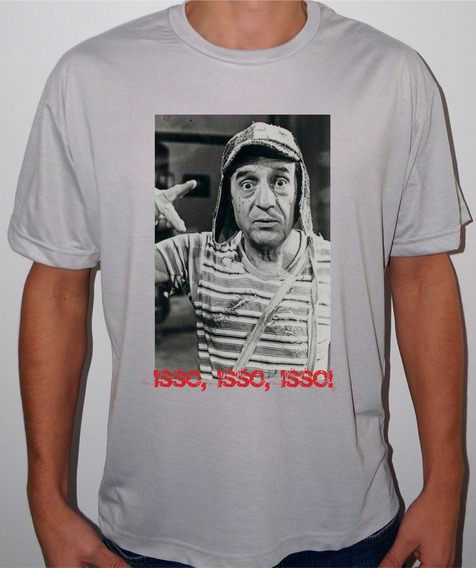 Camiseta Ou Baby Look Chaves 03