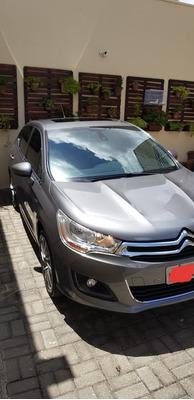 Citroën C4 1.6 Thp Exclusive Flex Aut. 4p 2016