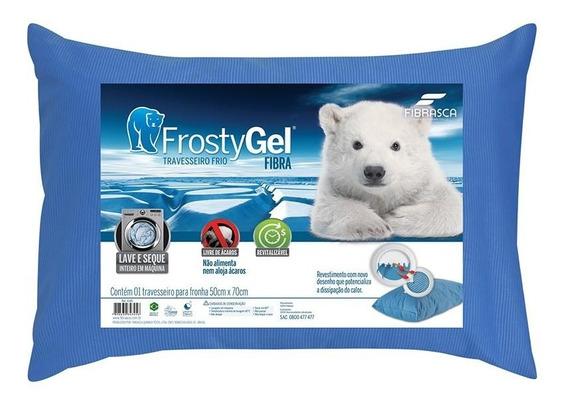 Travesseiro Frostygel Frio Fibrasca