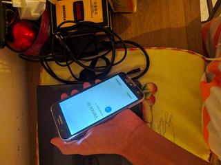 Samsung J7 Neo Tela Quebrada !