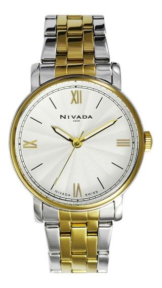 Reloj Nivada Executive Np18003mbicbr