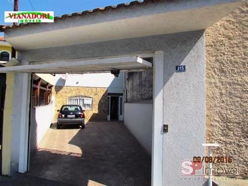 Imagem 1 de 16 de Sobrado 03 Quartos  Jd Santa Mena Guarulhos - So0368
