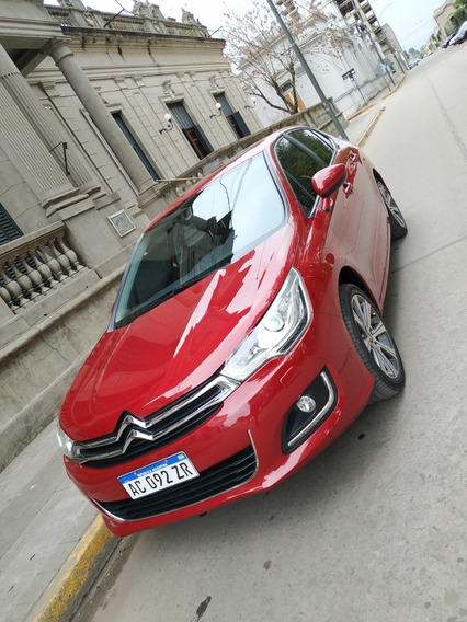 Citroën C4 Lounge 2018 1.6 Hdi 115 Feel Pack 10 Años