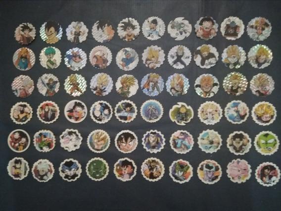 Elma Chips - Coleção Dragon Ball Z Completa - 2005