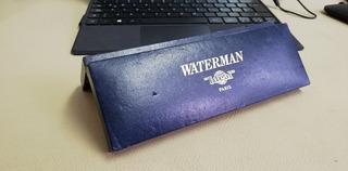 Estuche Waterman Ideal Paris Para Pluma Fuente Antigu