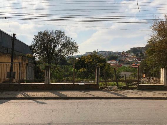 Ótimo Terreno Para Empreendimento Em Franco Da Rocha - Sp