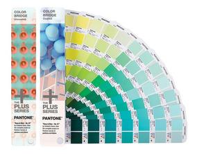 Colour Bridge Set Color Cubierto Muestrario Pantone Gp6102n