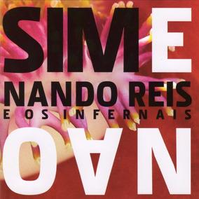 Cd Nando Reis- Sim E Não (2006)