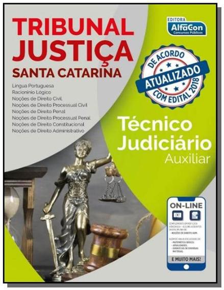 Tribunal De Justica Santa Catarina - Tjsc - Alfacon