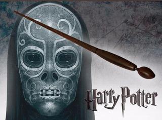 Harry Potter Varita Mortifago 35 Cm Calidad Premium