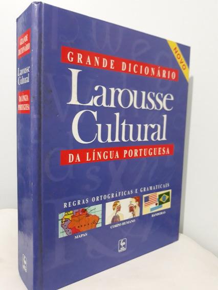 Grande Dicionário Larousse Cultural Da Língua Portuguesa