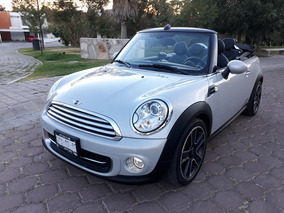 Mini Cooper 1.6 Pepper Convertible At 2015