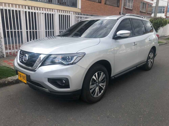 Nissan Pathfinder Sense